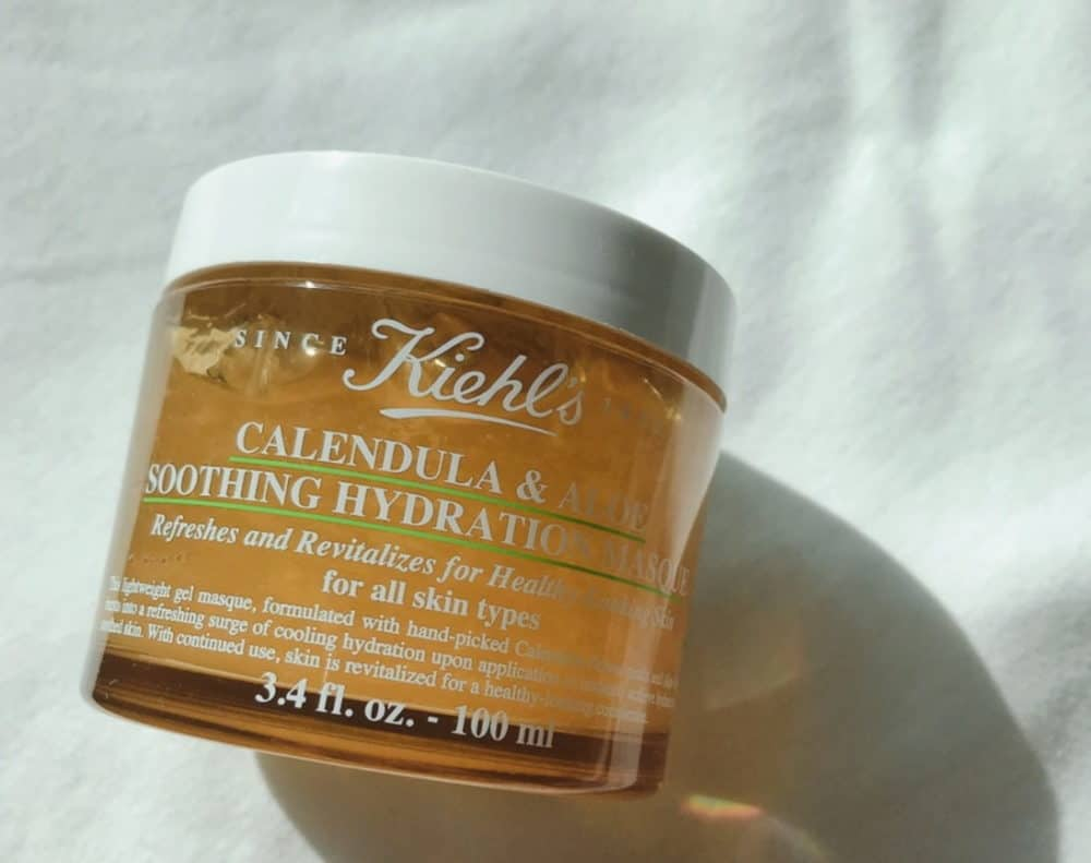 Маска Kiehl's Calendula & Aloe Soothing Hydration Masque отзыв